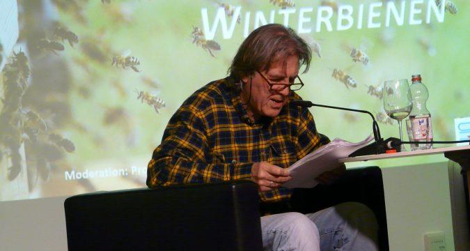 Norbert Scheuer liest aus seinem Roman