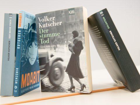 """Fernsehserie """"Babylon Berlin"""" und litererische Vorlage unterscheiden sich doch gewaltig, und das ist mehr als nur Geschmacksache. Foto: Ralf Bittner"""