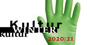 Titelmotiv des Kulturwinter-Programms des Bielefelder Kulturamtss