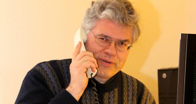 Helmut Fleinghaus gestorben